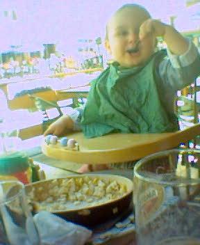 Le déjeuner de Sasha