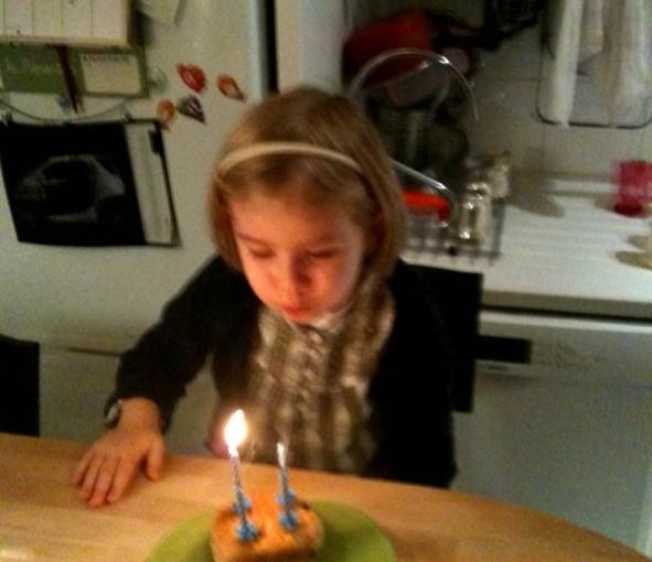 4 years old princess !!