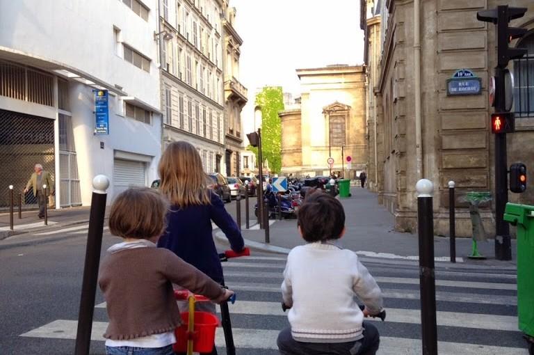 Equipée sauvage : parisiens, tremblez!